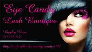 Eyelash Extensions *PROMO* by Eye Candy Lash Boutique  London Ontario image 1