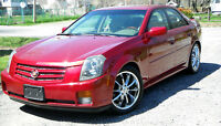 2007 Cadillac CTS sport package