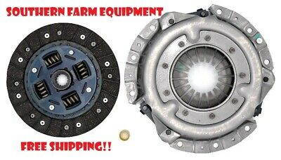 Ford Tractor Clutch Kit Fits 1120 1200 1210 1215 1220 Single Stage 18 Spline