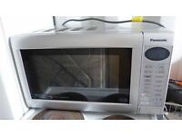 900W Panasonic Inverfer Microwave