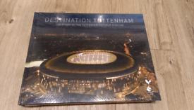 Destinación Tottenham. The story of the Tottenham hotspur stadium
