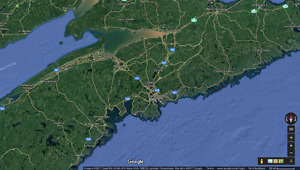Looking for land in NS