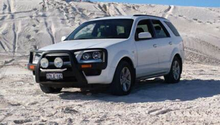 2010 Ford Territory Wagon AWD Balga Stirling Area Preview