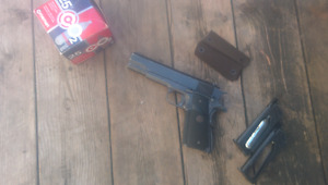 Airsoft toy, kwc 1911, negotiable