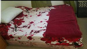 6 piece bedroom set for 400$!!