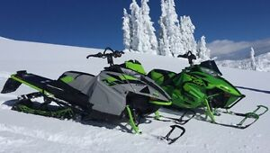 2018 Arctic Cat M8000 Early Build 153 or 162