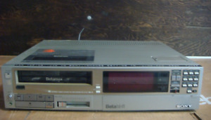 Wanted: Wanted: Looking to buy Beta VCR*