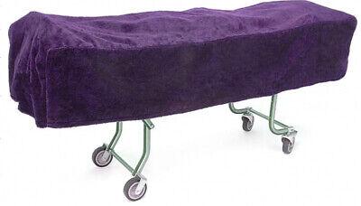 Purple Cot Cover