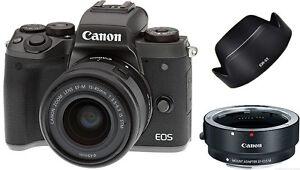 Canon M5 avec 15-45mm à vendre