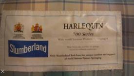 Free Slumberland Harlequin double Mattress