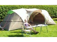 Quechua 4 man pop up tent