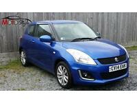 Suzuki Swift SZ3 1.2 3 Door 2014 only £30 Road Tax