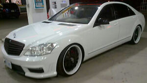 2007 Mercedes-Benz S-Class s550 Sedan Show Car