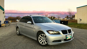 06 BMW 325 loaded! Pwr Sunrof, Htd Leather, Saftied! Clean title