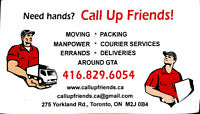 Call Up Friends 416-829-6054