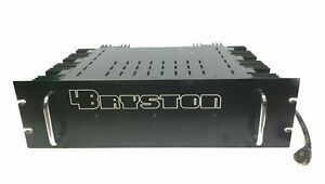 Bryston 4B Power Amp