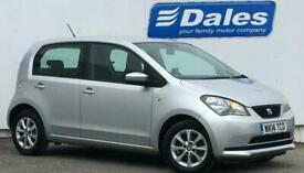 image for 2014 SEAT Mii 1.0 Toca 5dr Hatchback Petrol Manual