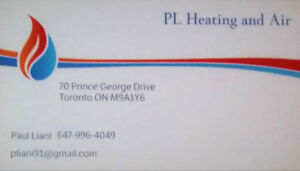 PL Heating and Air