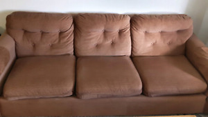 Couch w/ matching arm chair