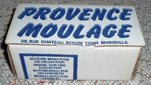 Provence Moulage 1/43 Jaguar XJ-S Cabriolet