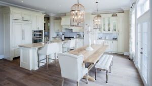 """""DISTINCT DESIGNS FOR KITCHEN AND BATH CABINETRY"""""
