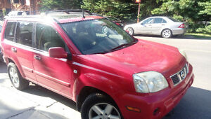 2005 Nissan X-trail SUV, Crossover