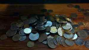 Selling foreign coins