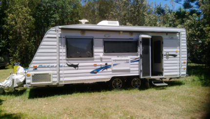 New Age 19ft. Caravan Burleigh Waters Gold Coast South Preview