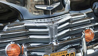 Looking for '46 to '48 Chev Car Grill and Hood Ornament
