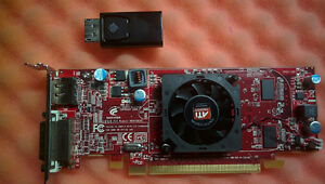 ATI Radeon HD4450 Low Profile 512MB HDMI/ Display Port /DVI