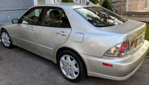 2002 Lexus IS 300 Sport