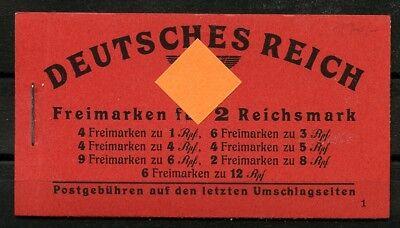 Dt. Reich: MH 49.3 postfrisch, Befund Schlegel BPP. Mi: 500,-