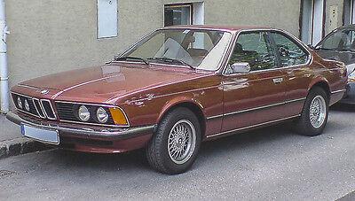 Heute ein gefragter Klassiker mit Wertsteigerung: der BMW 6er