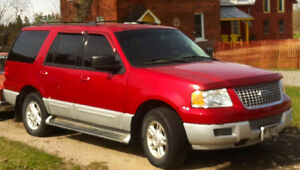 2003 Expedition XLT 4x4 8 psgr (Full/partial trades Welcomed)