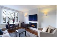 Mayfair. Newly refurbished two bedroom flat in well maintained building in the heart of London.
