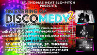 Stand up Comedy Show with a Dance