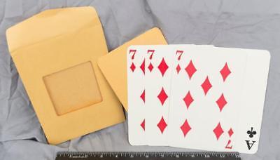ergroße Spielkarten Ajd (übergroße Spielkarten)