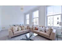 ELEGANT AND STYLISH 2 BEDROOM FLAT,FURNISHED,PERIOD FEATURES IN Somerset Court Lexham Gardens London