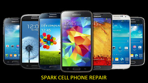 Samsung Note 5 Note 4 Note 3 Note 2 Screen Replacement From $80