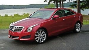 2015 Cadillac ATS Luxury Sedan