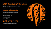 CJS Electrical Services - Electrician