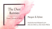 The Dust Bunnies Cleaning Co.