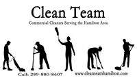 AFFORDABLE COMMERCIAL CLEANING