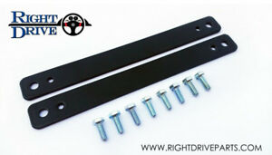 RHD License Plate Adaptor Kit - Right Hand Drive JDM to CAN/USA