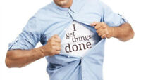 NEED THINGS DONE??
