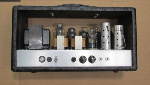 Vintage style guitar tube amp tweed valco handwired!