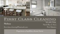 First Class Cleaning