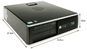 HP Elite 8200 SFF PC Intel Core i5 3.3GHz, 8GB RAM, SSD, Wifi,