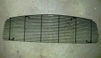 DODGE CHARGER RADIATOR GRILL
