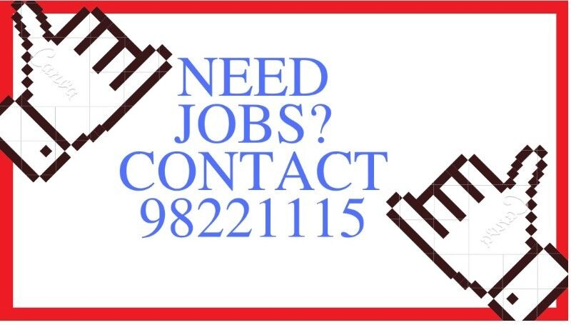 Retail Assistant (up to S$1.8k, perm) NEEDED !!! WHATSAPP 98221115